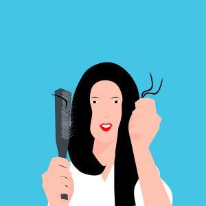 מה הקשר בין ספורט לבין נשירת שיער
